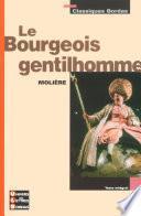 Le bourgeois gentilhomme - Format