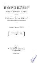 Le Cabinet historique