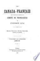 Le Canada-français