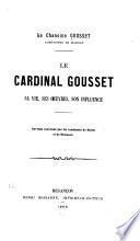 Le cardinal Gousset
