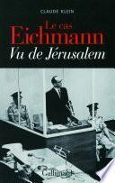 Le cas Eichmann