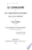 Le catholicisme et le protestantisme dans le pays de Montbéliard