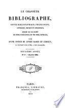 Le Chasseur bibliographe