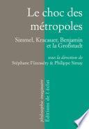 Le choc des métropoles