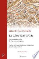 Le Clerc dans la cité