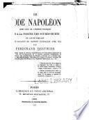 Le Code Napoleon