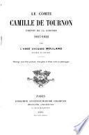 Le comte Camille de Tournon, préfet de la Gironde, 1815-1822