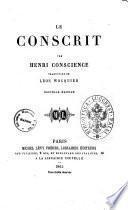 Le conscrit par Henri Conscience. Nouv. ed