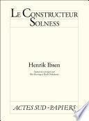 Le constructeur Solness