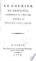 Le Courier de Provence