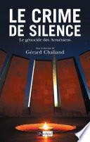Le crime de silence