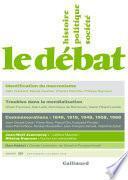 Le Débat N° 201 (Septembre - Octobre)