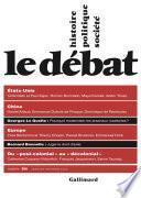 Le Débat N° 208 (Janvier - Février 2020)