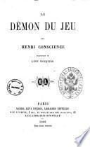 Le démon du jeu par Henri Conscience