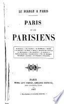Le diable á Paris, Le tiroir du diable. Paris et les Parisiens