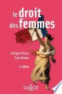 Le droit des femmes - 2e éd.