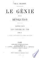 Le génie de la révolution