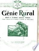 Le Génie rural