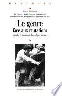 Le genre face aux mutations