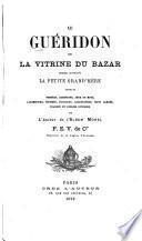 Le guéridon, ou, La vitrine du bazar