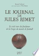 Le journal de Jules Rimet
