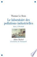 Le Laboratoire des pollutions industrielles