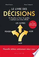 Le livre des décisions