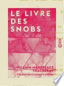 Le Livre des snobs