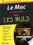 Le Mac, 2e Essentiel Pour les Nuls