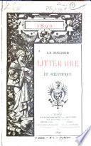 Le Magasin littéraire et scientifique
