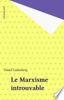 Le Marxisme introuvable