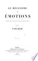 Le mécanisme des émotions