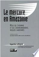 Le mercure en Amazonie