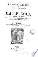 Le naturalisme, ou l'immortalité littéraire