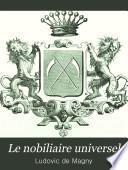 Le nobiliaire universel