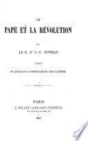 Le pape et la révolution