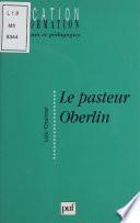 Le Pasteur Oberlin