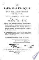 Le Pausanias français