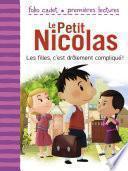 Le Petit Nicolas (Tome 3) - Les filles, c'est drôlement compliqué !