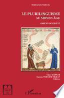 Le plurilinguisme au Moyen Âge