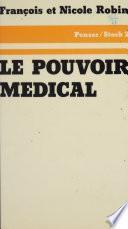 Le Pouvoir médical