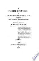 Le prophète du XIXe siècle; ou, Vie des Saints des derniers jours (Mormons) précédé d'un aperçu sur d'autres socialistes unitaires et sur le génie de la poésie anglaise