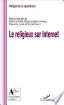 Le religieux sur internet
