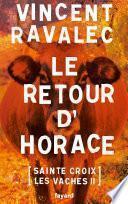 Le retour d'Horace