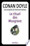 Le rituel des Musgrave