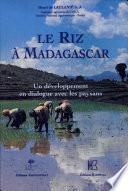 Le riz à Madagascar