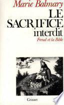 Le sacrifice interdit