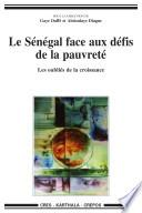 Le Sénégal face aux défis de la pauvreté
