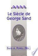 Le siècle de George Sand