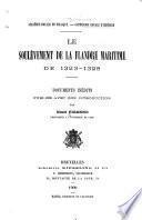 Le soulèvement de la Flandre maritime de 1323-1328